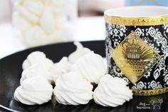 豆哥與芭娜娜的易享世界: 雲朵般的甜點-蛋白霜餅乾