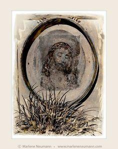 """Roadside Shrine"" - Timeless black and white Fine Art Photography by Master Fine Art Photographer Marlene Neumann. Decor. Gifts. Art for your home and office.  www.marleneneumann.com"