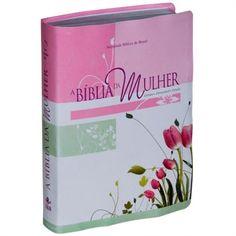A Bíblia da Mulher - Luxo/Média