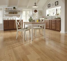 Red Oak is America's most popular choice for wood floors. It features an attractive open grain, reddish tan color, and has a distinctive glow that creates an inviting atmosphere. http://www.lumberliquidators.com/ll/c/Red-Oak-BELLAWOOD-Engineered-BWENRO5/10035259