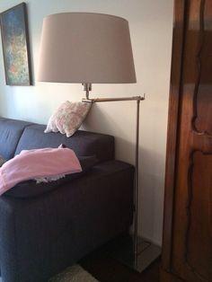 Bank en lamp