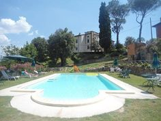 7 Bedroom Guest house in Todi to rent from pw, with a private pool. With balcony/terrace, Fireplace, air con, TV and DVD. Outdoor Swimming Pool, Swimming Pools, Triple Room, Sit Back And Relax, Private Pool, Bed And Breakfast, All Modern, Terrace, Italy