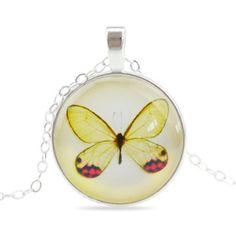 Dámský přívěsek s motýlem žluto-růžový- dámské přívěsky Na tento produkt se vztahuje nejen zajímavá sleva, ale také poštovné zdarma! Využij této výhodné nabídky a ušetři na poštovném, stejně jako to udělalo již velké množství spokojených …