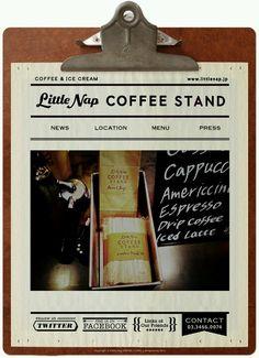 :: Coffee stand - Tokyo ::