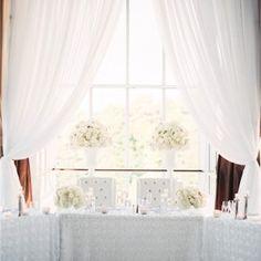 Pura blanca de la boda Contextos Toronto
