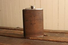 Element Flask Leather in Antique Black by moxieandoliver on Etsy - lifestylerstore - http://www.lifestylerstore.com/element-flask-leather-in-antique-black-by-moxieandoliver-on-etsy/