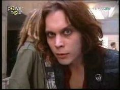 A funny moment with Ville Valo. XD. <3<3<3. #ville valo #HIM