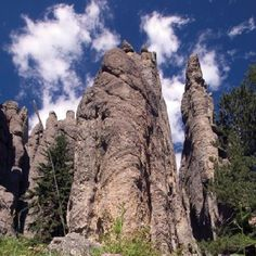 South Dakota Custer State Park...Needles