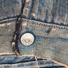 Винтажный vintage 1950s 1960s jcp co прежде всего одеяло с подкладкой джинсовая куртка | eBay