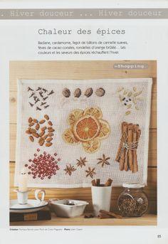 (20) Gallery.ru / Фото #27 - Point de croix magazine hiver №62 2014 - tymannost