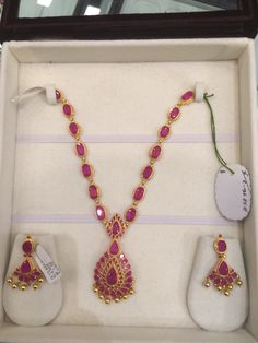 Necklace 45 Gms set