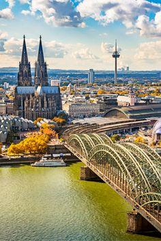 Keulen, Duitsland ¦ www.expedia.nl