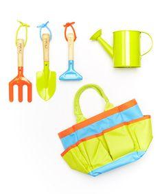 Look what I found on #zulily! Kid's Gardening Tool Bag #zulilyfinds