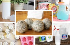 homemade laundry solutions
