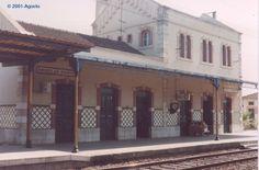 estação de Braço de Prata