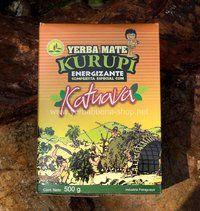 Mate Kurupi Katuava 250g - Stevia - Mate - Kräuter - Zubehör