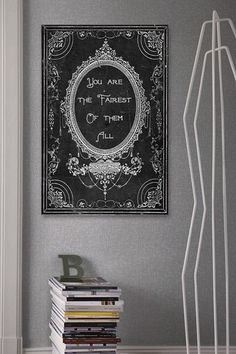 Oliver Gal The Fairest Canvas Art by Oliver Gal Gallery on @HauteLook...recreate w/emphasis on something less physical