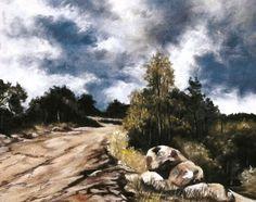 P17 Landscapes Oil Paints, Reproductions, Fine Art in San Miguel de Allende, Gto. Mexico