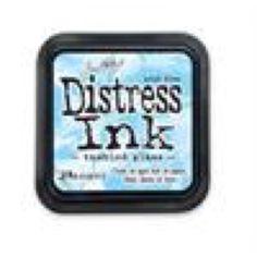 Distress Ink Pad - Tumbled Glass