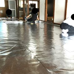 畳・フローリングの床をDIY断熱 セルフリノベーション.com