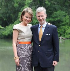 Prince Philippe of Belgium: A look at the soon-to-be King's family - Photo 7 | Celebrity news in hellomagazine.com