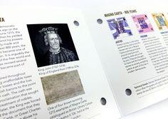 Jersey Post Magna Carta 800   TPA Creative