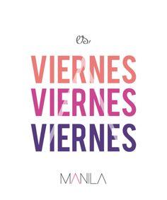 Viernes!!