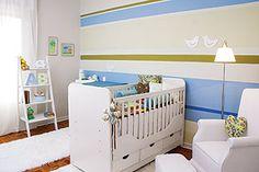 Dicas para decorar o quarto do bebê em uma semana