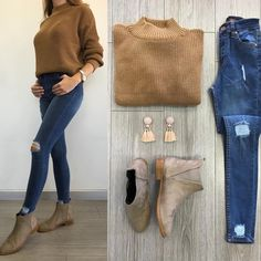 [New] The 10 Best Outfit Ideas Today (with Pictures) - Fashion Mode, Korean Fashion, Fashion Outfits, Winter Outfits, Winter Looks, Stylish Outfits, Vintage Outfits, Clothes For Women, Jeans
