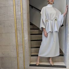 Ein sehr interessantes Kleid Source by The post Ein sehr interessantes Kleid appeared first on Fancy Abaya Fashion, Muslim Fashion, Modest Fashion, Fashion Dresses, Modest Wear, Modest Outfits, Mode Abaya, Iranian Women Fashion, Hijab Fashionista