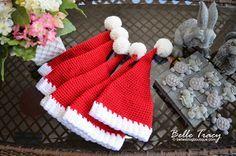 Santa Hat | Free Crochet Pattern by I'm Hooked!