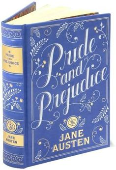 Barnes and Noble Collectible Edition - leather bound - Pride and Prejudice - Jane Austen