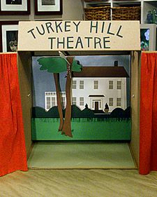 Turkey Hill Theatre via Martha Stewart
