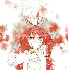 # Happy Tree Friends # Anime # Flaky # Flippy # Flippy x Flaky