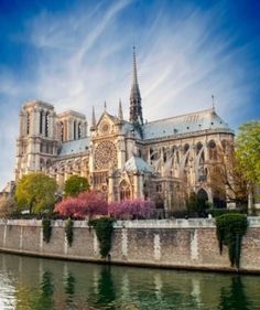 Norte Dame. On my bucket list for sure!