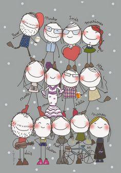 misspink: Ilustraciones que hacen feliz :)