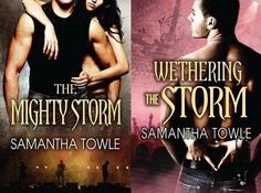 Sale...THE MIGHTY STORM and WETHERING THE STORM! | Latest News | Samantha Towle