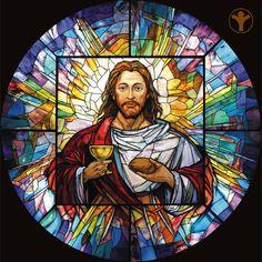 imágenes para vitrales religiosos - Buscar con Google