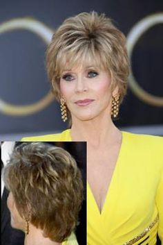 Shorter on back and side with more volume: Subtle layering, texture and volume can diminish appearance of wrinkles and fine lines. Adding width to upper part of face with soft curls and strategic Haircuts For Thin Fine Hair, Short Hairstyles Over 50, Short Layered Haircuts, Mom Hairstyles, Pixie Haircuts, Braided Hairstyles, Wedding Hairstyles, Hair Styles For Women Over 50, Short Hair Cuts For Women