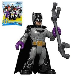 Batman Blind Bag Fisher Price Imaginext DC Super Friends ...
