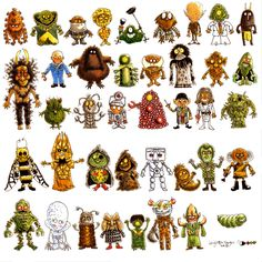 monsters in dr who - Google Search