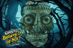 Ripley's Halloween Events for Kids and Teens in October, NYC New York City