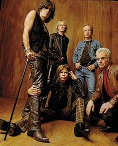 Aerosmith...favorite band!