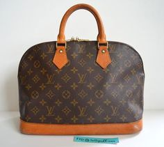 Louis Vuitton Monogram Alma PM Handbag | Lollipuff