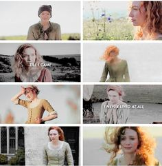 """Till I Came I Never Lived At All."""