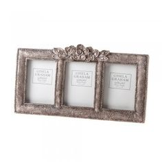 http://www.mollieandfred.co.uk/homeware-c1/decorative-home-accessories-c8/gisela-graham-antique-floral-triple-photo-frame-p2821/s3138?gclid=CLycpI60sL8CFVIPtAodQHoAaw