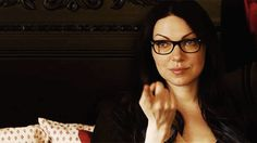 hawt.  Orange Is The New Black : Alex Vause