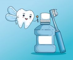 Dentist Cartoon, Dental Art, Vector Freepik, Teeth, Block Prints, Oral Health, Medicine, Tooth Brushing, Tooth Fairy