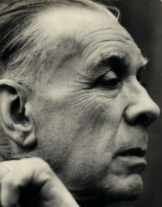 """""""I am not sure that I exist, actually. I am all the writers that I have read, all the people that I have met, all the women that I have loved; all the cities I have visited."""" ― Jorge Luis Borges"""
