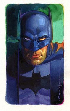 Batman by Brian Stelfreeze